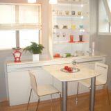 テーブル・食器棚
